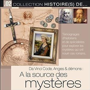 Da Vinci Code, Anges & démons - A la source des mystères Rede