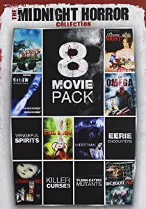 8-Movie Pack Midnight Horror Collection 1 [Import]