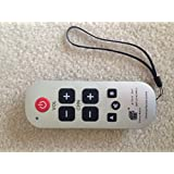 GMATRIX Large Button Universal Waterproof Remote Control (2 IN 1) - A-TV11