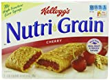 Nutri-Grain Cereal Bars, Cherry, 8-Count Bars (Pack of 6)
