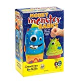 Creativity For Kids Kit Money Monster Banks