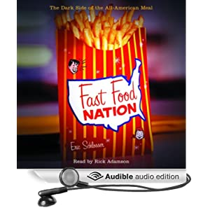 "fast food nation 5 essay Fast food nation essay fast food nation by eric schlosser tutorial: ""what's in the meat"" – meat and potatoes overview: a look into how the meat is prepared ."