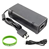 Super AC Adapter Power Supply Cord for Xbox 360 Slim