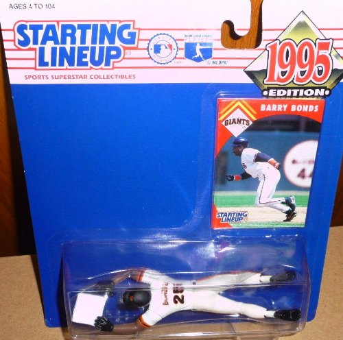 1995 Barry Bonds MLB Starting Lineup Figure - 1