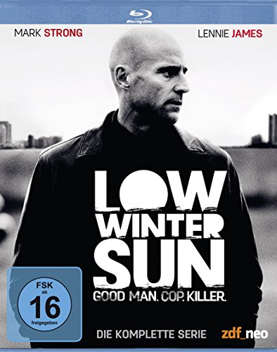 Low Winter Sun - Die komplette Serie [2 Blu-rays]