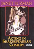 echange, troc Acting in Shakespearean Comedy [Import anglais]