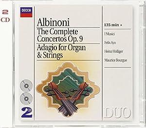 Albinoni: Complete Concertos, Op. 9