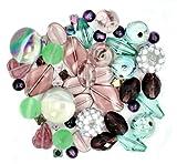 Design Elements Beads-African Violet