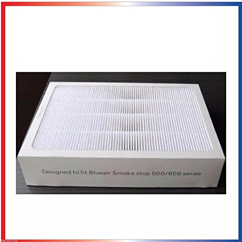 Heating, Cooling & Air REPLACEMENT SMOKESTOP FILTER TO FIT BLUEAIR 500/600 SERIES 500 600 SMOKE STOP