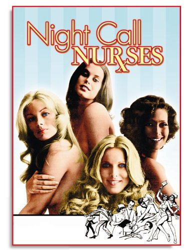 Night Call Nurses [DVD] [1971] [Region 1] [US Import] [NTSC]