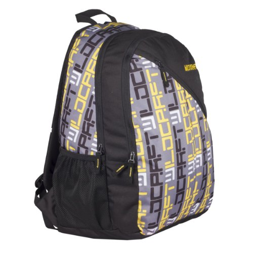 Wildcraft Trix 41 Ltrs Yellow Casual Backpack (8903338015741)