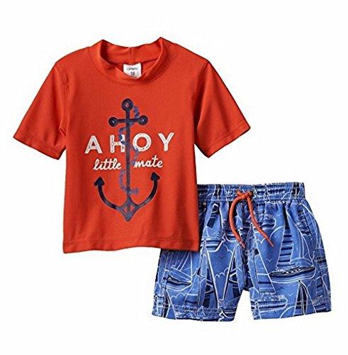 """Carter's Baby Boys """"Ahoy"""""""