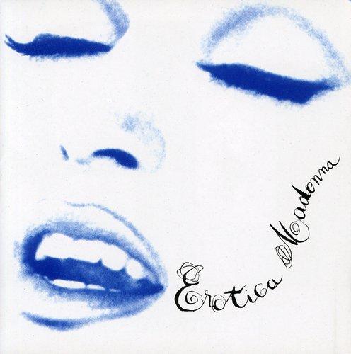 CD : Madonna - Erotica (CD)
