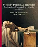 img - for Modern Political Thought: Readings from Machiavelli to Nietzsche book / textbook / text book