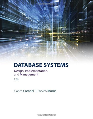 Database Systems: Design, Implementation, & Management (Amazon Database compare prices)