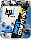 BPI Sports Best Creatine, Icy Blue Raz,  Net Wt. 10.58 oz