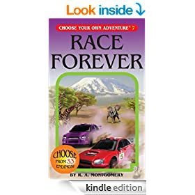 Race Forever (Choose Your Own Adventure)