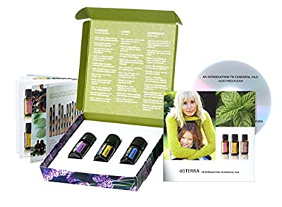 doTERRA Essential Oils Introductory Kit