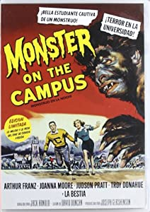 Monster On The Campus (Monstruo En La Noche) [Italia] [DVD]