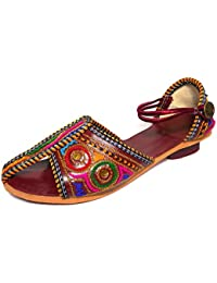 Thari Choice Womans And Girls Synthetic Sandal