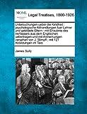www.payane.ir - Untersuchungen ueber die Kindheit: psychologische Abhandlungen fuer Lehrer und gebildete Eltern : mit Erlaubnis des Verfassers aus dem Englischen ... mit 121 Abbildungen im Text. (German Edition)