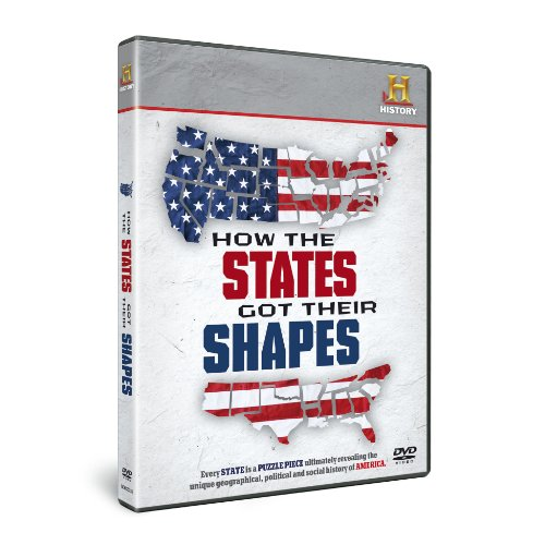 How the States Got Their Shapes [DVD]