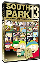South Park: The Complete Thirteenth Season