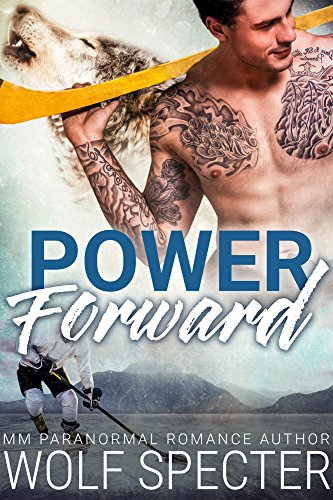 Power Forward (M/M Hockey Shifter Romance)