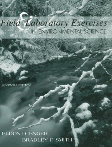 Field & Laboratory Exercises in Environmental Science, 7th edition
