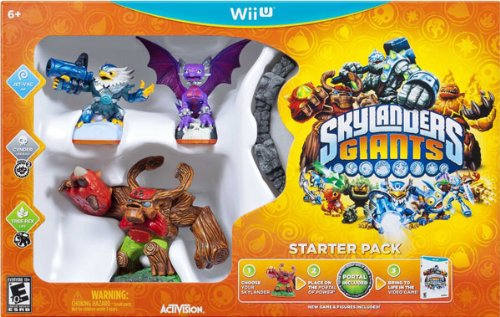 Skylanders Giants Starter Pack PDF