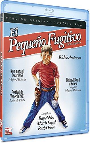 El Pequeño Fugitivo BD v.o.s. 1953  Little Fugitive [Edizione: Spagna]