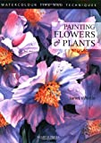 Painting Flowers and Plants (Watercolour Tips & Techniques Series)