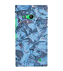 Ebby Premium Printed Mobile Back Case Cover With Full protection For Nokia Lumia 730/Microsoft Lumia 730 (Designer Case)