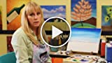 How to Paint a Landscape Using Acrylic Paint