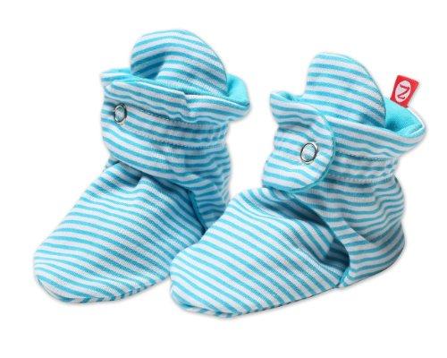 Zutano Baby-Girls Infant Candy Stripe Bootie,