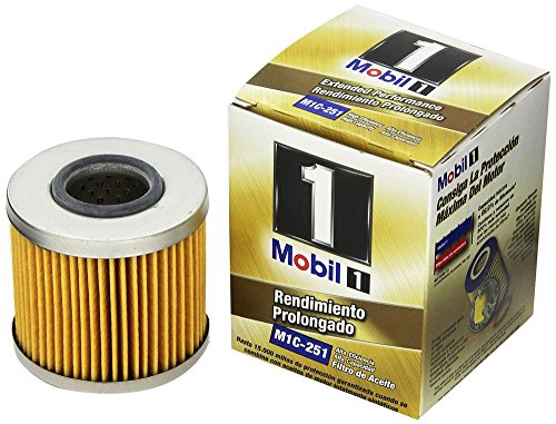 Mobil 1 Extended Performance, High Efficiency, High Capacity Oil Filter (M1C251) (2015 Lexus Rx350 Oil Filter compare prices)