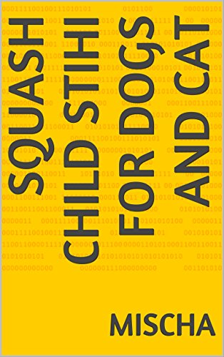 Squash child stihi for dogs and cat by Mischa