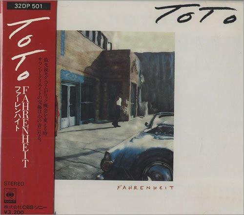 ファーレンハイト [CD] TOTO [CD] TOTO [CD] TOTO [CD] TOTO [CD] TOTO [CD] TOTO