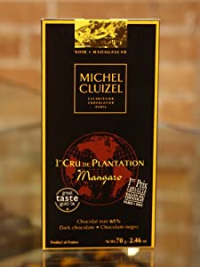 Michel Cluizel Mangaro Dark Chocolate Bar