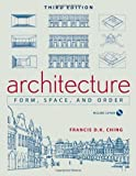 img - for Architecture: Form, Space, and Order book / textbook / text book