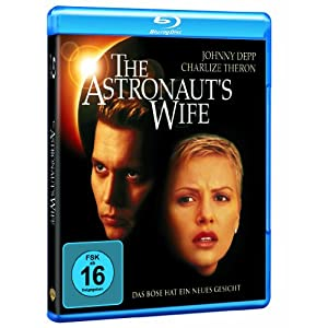 DVD * The Astronaut's Wife - Das Böse hat ein neues Gesicht [Blu-ray] [Import allemand]