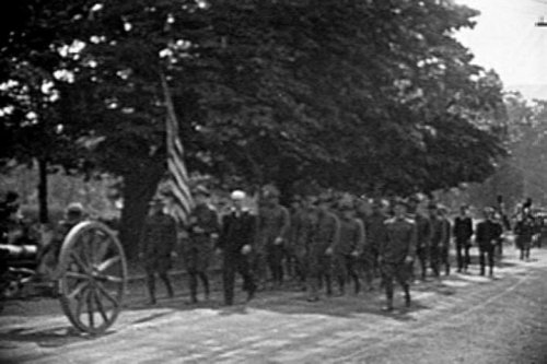 World War I Victory Party Film: Cornwall, NY Memorial Day Celebration DVD