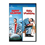 Happy Gilmore / Billy Madison Double Feature – $5.00!