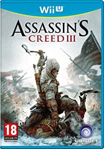 Assassin's Creed 3 (Nintendo Wii U) [UK IMPORT]