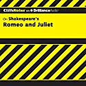 Romeo and Juliet: CliffsNotes Audiobook by Annaliese F. Connolly Narrated by Kate Rudd