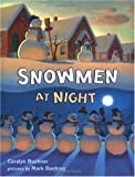 Image of Snowmen at Night