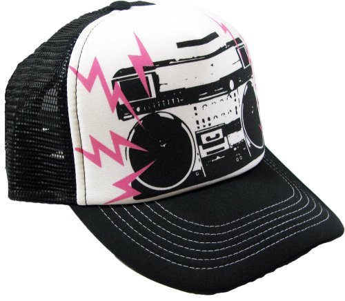 Boombox Trucker Cap