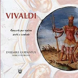 Concerti Per Violino Archi E Cembal