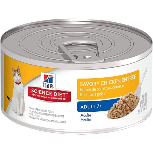 Hill's Science Diet Adult 7+ Savory Chicken Entrée