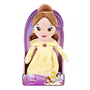 Cute 10'' Belle Disney Princess Plush Toy - BebeHogar.com